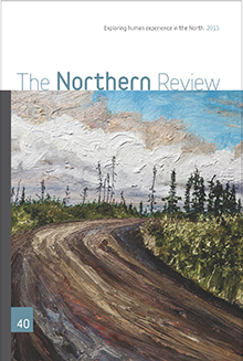The Northern Review 40 | 2015