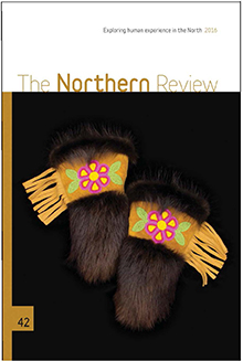 Cover image, Northern Review 42