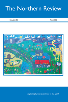 Front Cover, Number 36 (Hidden Valley School Mural)