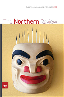 The Northern Review 39 | 2015