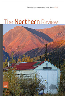 Northern Review Cover 41