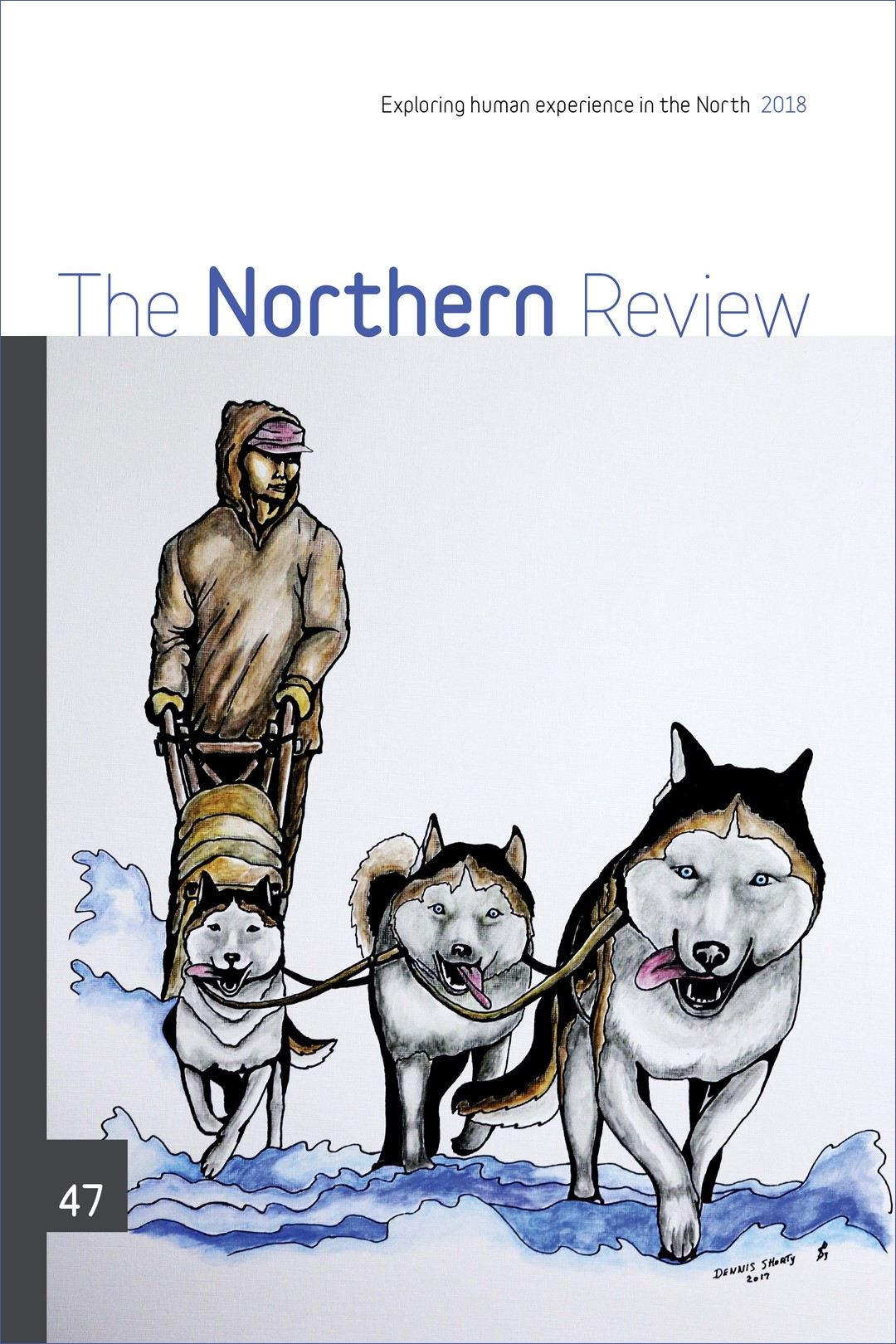The Northern Review 47 | 2018 | Cover